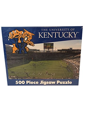Kentucky Wildcats Jigsaw Puzzle