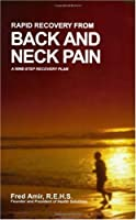 Rapid Recovery from Back and Neck Pain: A Nine-Step Recovery Plan (English Edition)