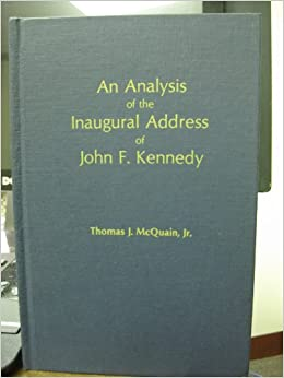 john f kennedys inaugural address essay