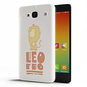 Koveru Back Cover Case for Xiaomi Redmi 2 - Leo