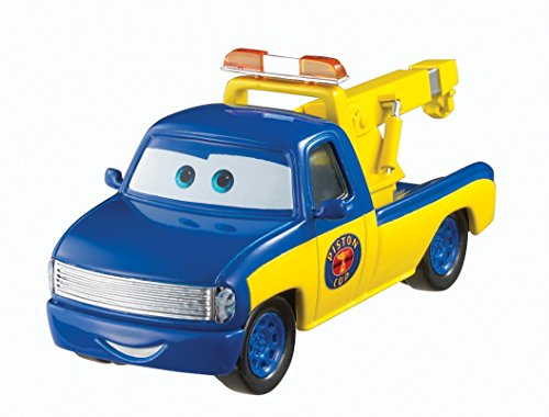 Disney/Pixar Cars Race Tow Truck Tom Diecast Vehicle - 1