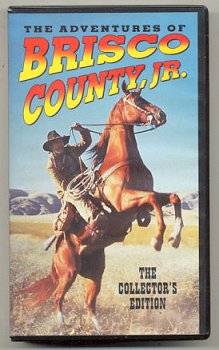 Adventures of Brisco County Jr.: Crystal Hawks & Steel Horses