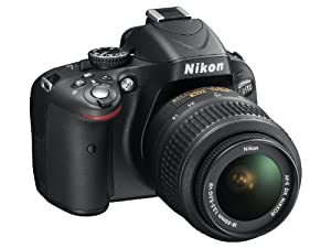 Nikon D5100 Digital SLR Camera with 18-55mm VR Lens Kit (16.2MP) 3 inch LCD (discontinued by manufacturer)
