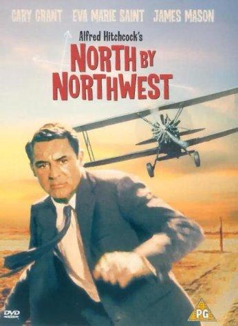 North By Northwest [1959] [DVD]