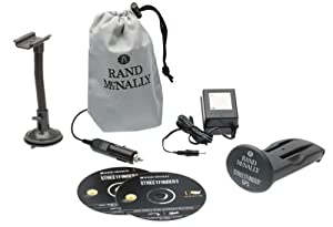 Rand McNally 0-528-52183-7 StreetFinder Deluxe GPS Navigation System