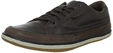 Skechers Men's Galex Larkin Oxford,Chocolate,10.5 M US