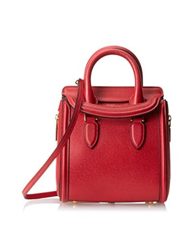 Alexander McQueen Women's Crossbody Bag, Lipstick