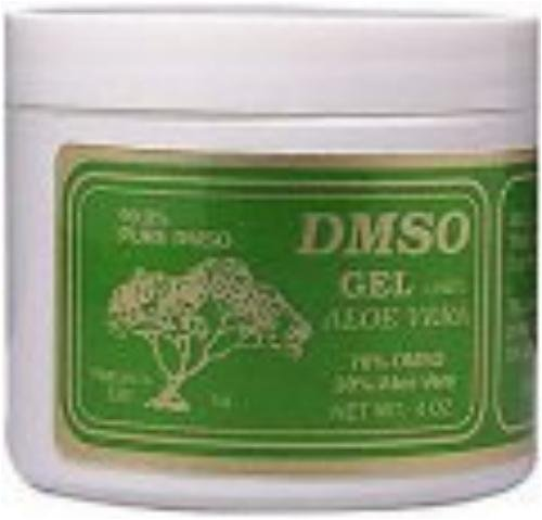 Buy DMSO 70%, Aloe 30% Gel 4 oz. (DMSO, Health & Personal Care, Products, Health Care, Pain Relievers)