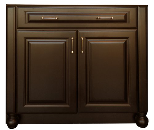 Nuvo cocoa couture 1 day cabinet makeover kit new free for Cocoa cabinets