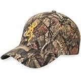Browning Rimfire Camo 3D Buckmark Cap, Mossy Oak Break-Up Country