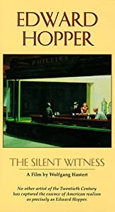 Edward Hopper: The Silent Witness [VHS]