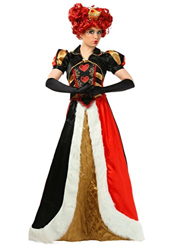 Halloween 2017 Disney Costumes Plus Size & Standard Women's Costume Characters - Women's Costume CharactersFun Costumes womens Plus Size Elite Queen of Hearts Costume