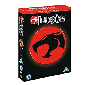Thundercat  on Thundercats  Series 1 Volume 1 6 Disc Box Set Dvd  Amazon Co Uk