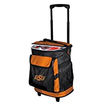 NCAA Oklahoma State Cowboys Rolling Cooler