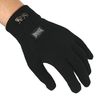 Lonsdale Strick Handschuhe Keighley Gloves black - L/XL