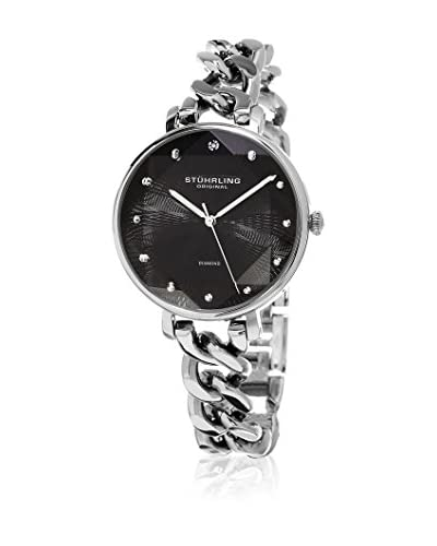 Stuhrling Original Reloj con movimiento cuarzo suizo Woman Vogue 596 Dress 38.0 mm