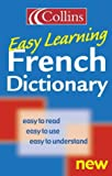 Horst Kopleck Collins Easy Learning French Dictionary (Collins Easy Learning French) (Easy Learning Dictionary)