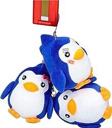 輪るピングドラム ペンギン1号 ぬいぐるみストラップ