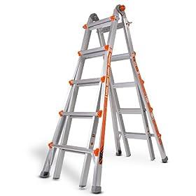 Alta One M22 With Work Platform 250 Pound Duty Ladders