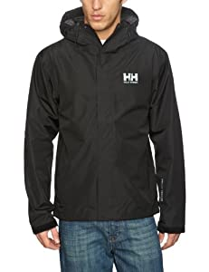 Helly Hansen Men's Seven J Jacket - Black, Small