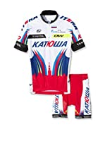MOA FOR PROFI TEAMS Conjunto Deportivo Katiowa (Blanco / Multicolor)