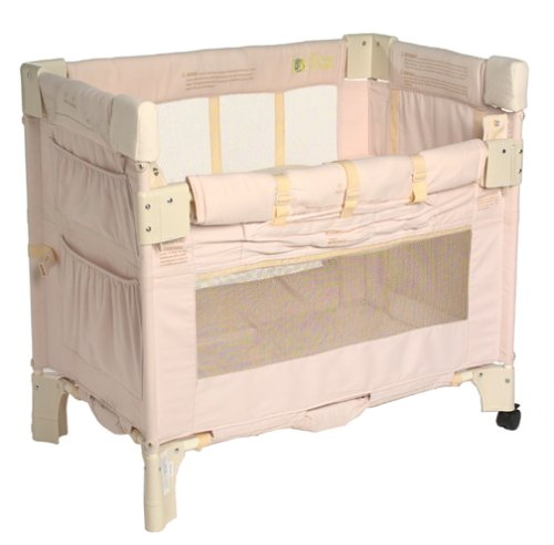 Cheap Price Arm's Reach Mini Co-Sleeper Bassinet - Natural ...