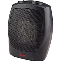 Rosewill RHAH-13001 1500-Watt Quick Heat Ceramic Heater with Tip-Over Safety Switch (Black)