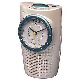 Aiwa FRAP77 Fashion Design Clock Radio
