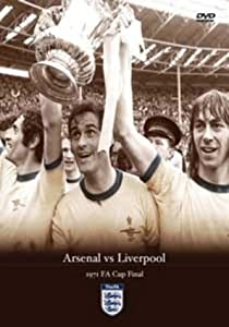 1971 Fa Cup Final Arsenal Fc V Liverpool Fc Dvd by Ilc Media