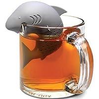 Mr. Shark Tea Strainer Filter Silicone Herbal Tea Infuser