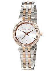 Michael Kors MK3298 Ladies Darci Two Tone Watch