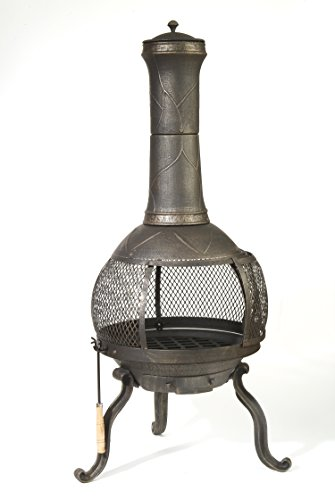 Deckmate-Sonora-Outdoor-Chimenea-Fireplace-Model-30199