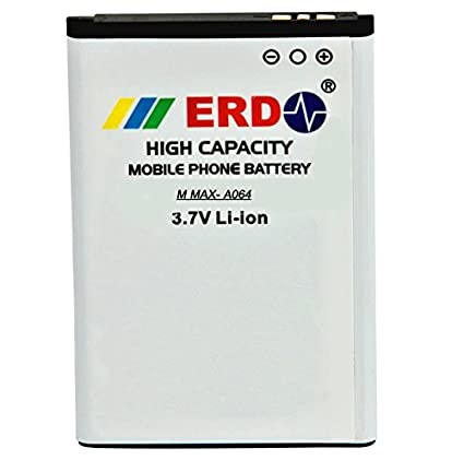 ERD 1000mAh Battery (For Micromax Bolt A064)