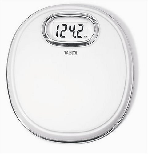 Cheap Tanita HD333 Sophisticated Comfort Digital Lithium Scale (HD333)