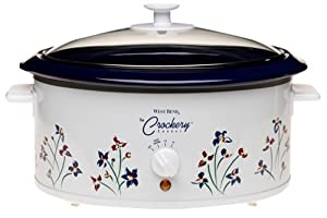 West Bend 84294 The Crockery II 4-Quart Slow Cooker