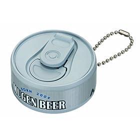 ムゲン缶ビール シルバー