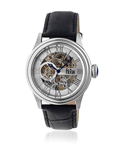 Reign Reloj con movimiento automático japonés Kennedy Reirn2001 Negro 42  mm