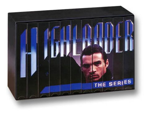 Highlander - The Series, Season 1 Video Set [VHS]