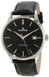 (神价)Edox 依度70162 3 AIN Les Vauberts 日期男士手表 $199