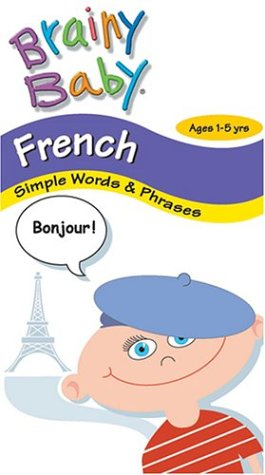 Brainy Baby - French [VHS]