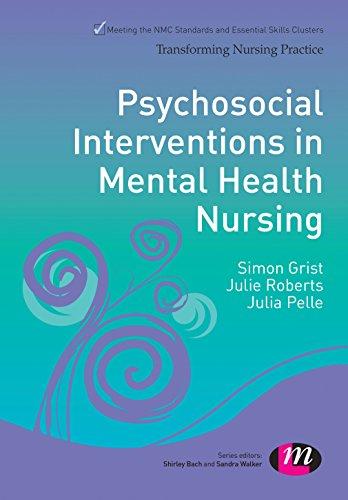 Simon Grist - Psychosocial Interventions in Mental Health Nursing