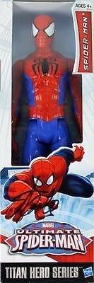 Stan Lee Signed Marvel Ultimate Spider-Man Titan Hero Series Action Fi