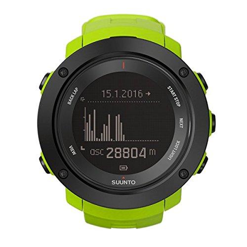 Suunto Ambit3 Vertical GPS outdoor watch - Giallo lime