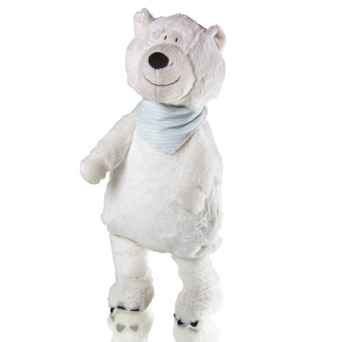 Warm Tradition Polar Bear Hot Water Bottle - Made In Germany