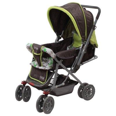 Luv Lap Sunshine Baby Stroller (Light Green)