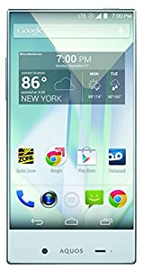 Sharp AQUOS Crystal, White 8GB (Sprint)