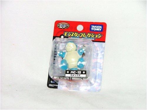 ポケットモンスター モンスターコレクション MC -012 カメックス(NEW)