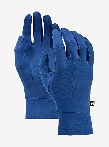 Burton 103191 Mens Touchscreen Liner Glove, True Blue - S\M (True Blue Gloves compare prices)