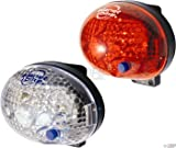 Planet Bike Blinky Safety 1-Led Bicycle Light Set