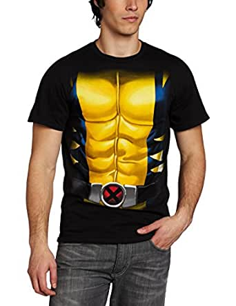 Amazon X Men Wolverine Torso Costume T Shirt Clothing